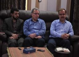جلسه هماهنگی تکمیل و افتتاح پروژه های عمرانی شهرداری مبارکه
