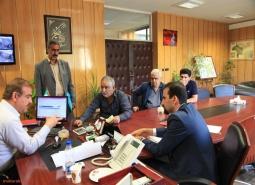 دیدار مردمی شهردار مبارکه برگزار شد