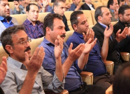 تجلیل از کارگران شهرداری مبارکه به مناسب هفته کار و کارگر