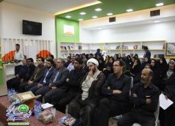 محفل شعر عاشورایی و گرامیداشت روز جهانی حافظ