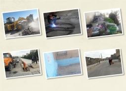 روایتی از اقدام و عمل معاونت خدمات شهری ( گزارش شماره 3 )