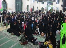 برگزاری مراسم 23 اسفند روز حماسه و ایثار مردم مبارکه و یادبود 33 شهید گرانقدر…