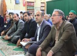 گزارش تصویری / دیدار مردمی شهردار و اعضای شورای اسلامی شهر مبارکه در محله قهنویه