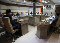 گزارش تصویری / نشست صمیمی شهردار و اعضای شورای اسلامی شهر با اعضای هیئت مدیره…