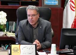 اولین شهردار بومی بر مسند مدیریت شهری مبارکه بعد از پیروزی انقلاب اسلامی