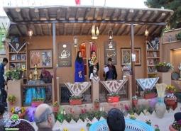 نرم نرمک می رسد اینک بهار /(گزارش تصویری )مراسم افتتاحیه جشنواره فرهنگی هنری…