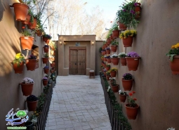 نرم نرمک می رسد اینک بهار / (گزارش تصویری) افتتاح گذر فرهنگی تاریخی شهر مبارکه