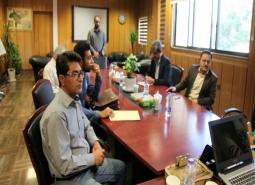 گزارش تصویری / ملاقات مردمی شهردار مبارکه و مدیران شهری با شهروندان برگزار…
