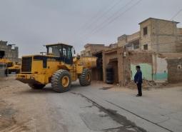 تملک و آزادسازی بیش از 6200 متر عرصه و اعیان در 8 ماهه اول امسال سال جاری