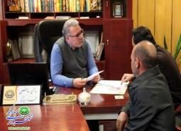 گزارش تصویری/ ملاقات مردمی شهردار با شهروندان 20آبان 1398