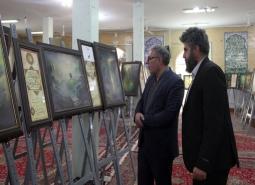 گزارش تصویری/ بازدید شهردار مبارکه از نمایشگاه قرآنی رستاخیز در مجتمع فرهنگی…