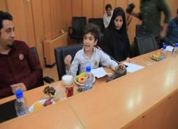کلیپ / نشست صمیمی شهردار و اعضای شورای اسلامی شهر مبارکه با اصحاب رسانه