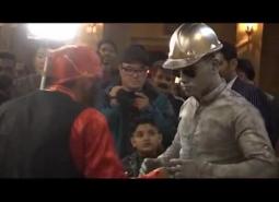 ویدئو کلیپ | حضور گروه مستندساز کشور کره جنوبی در جشنواره فرهنگی هنری نوبهار…