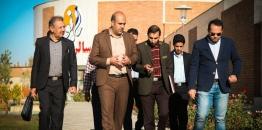 بازدید ریاست شورای اسلامی، مسئول مالی و معاون عمرانی شهرداری مبارکه از پروژه های عمرانی پیرو جلسه کمسیون تحویل