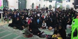 برگزاری مراسم 23 اسفند روز حماسه و ایثار مردم مبارکه و یادبود 33 شهید گرانقدر شهرستان مبارکه