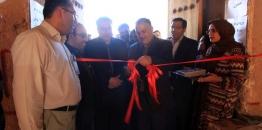 افتتاح دومين جشنواره فرهنگى هنرى نوروزگاه ارگ تاريخى نهچير مبارکه