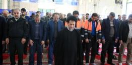 گزارش تصویری/ اقامه نماز وحدت به مناسبت دهه مبارک فجر /امامزاده عزالدین محمد(ع)