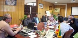 گزارش تصویری/جلسه کارگروه سرمایه گذاری شهرداری مبارکه برگزار گردید