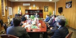 جلسه کمیسیون کارشناسی سرمایه گذاری شهرداری مبارکه برگزار گردید