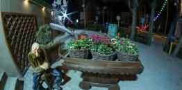 گزارش تصویری / فضاسازی و گل آرایی شهر مبارکه به مناسبت فرا رسیدن بهار طبیعت و عید نوروز