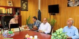 گزارش تصویری/ ملاقات مردمی شهردار مبارکه