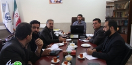 گزارش تصویری/ جلسه کمیته برنامه ریزی مصرف بهینه سوخت ناوگان سبک شهرداری مبارکه