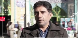 ویدئو کلیپ /وداع با سردار دل ها در شهر مبارکه / #انتقام_سخت