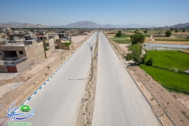 بلوار 36 متری شهدای طاهری