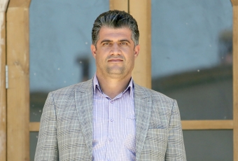 مهندس سید امین اله موسوی- سرپرست شهرداری مبارکه