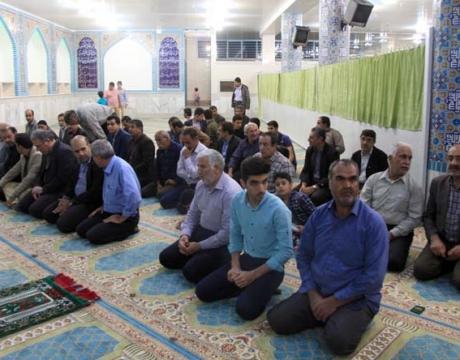 گزارش تصویری /دیدار مردمی شهردار و اعضای شورای اسلامی شهر مبارکه در محله صادقیه