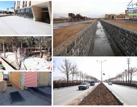 گزارش تصویری /روایتی از  اقدام و تلاش در حوزه معاونت عمران شهرداری مبارکه