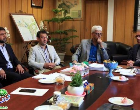 گزارش تصویری /جلسه کمیسیون عالی سرمایه گذاری شهرداری مبارکه برگزار شد