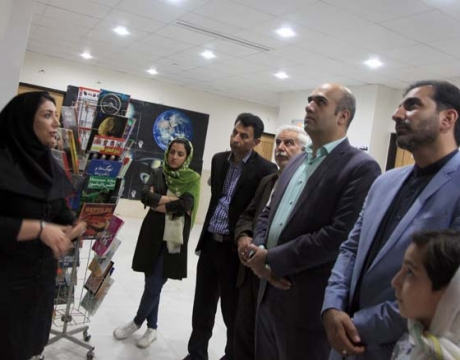 گزارش تصویری / جشنواره میهمانی ستارگان به مناسبت هفته جهانی نجوم برگزار شد