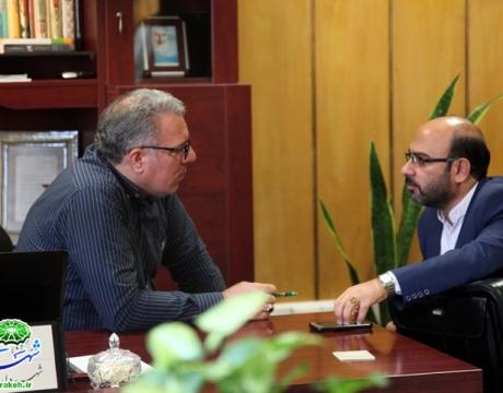 گزارش تصویری / ملاقات مردمی شهردار مبارکه و مدیران شهری با شهروندان برگزار شد