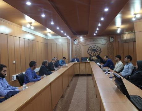 گزارش تصویری / نشست کارگروه اقتصادی برنامه راهبردی پنج ساله شهر و شهرداری مبارکه