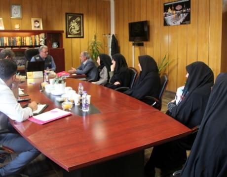 گزارش تصویری/ ملاقات مردمی شهردار مبارکه با شهروندان/ 28 بهمن ماه 1398