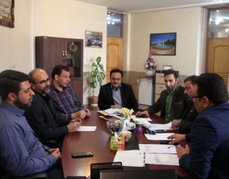 گزارش تصویری / جلسه کمیسیون کارشناسی سرمایه گذاری شهرداری مبارکه برگزار گردید