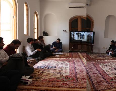 گزارش تصویری /جلسه کمیسیون عالی سرمایه گذاری شهرداری مبارکه با حضور رئیس و اعضای شورای اسلامی شهر برگزار شد