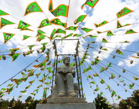 گزارش تصویری/حال وهوای عید غدیر درمبارکه