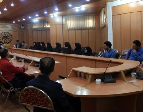 گزارش تصویری/ برگزاری جلسه هماهنگی و برنامه ریزی حوزه معاونت توسعه مدیریت و منابع