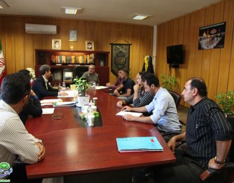 گزارش تصویری/ ملاقات مردمی شهردار مبارکه با شهروندان در سال1398