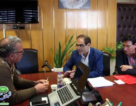 گزارش تصویری/ ملاقات عمومی شهردار مبارکه با شهروندان 3دی 1398
