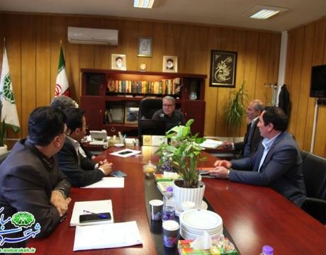 گزارش تصویری/ ملاقات عمومی شهردار مبارکه با شهروندان 9دی 1398