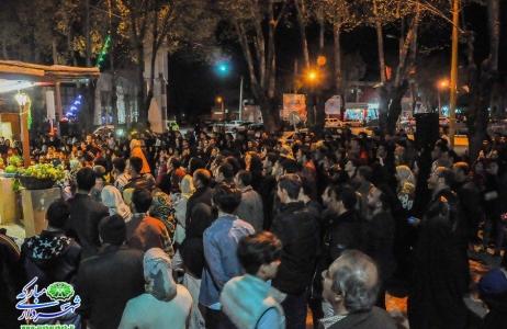 گزارش تصویری / جشنواره فرهنگی هنری نوبهار با حضور چشم گیر شهروندان به ایستگاه پایانی خود رسید/ ایستگاه دوازدهم