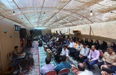 گزارش تصویری / مراسم گرامیداشت روز کارمند برگزار شد / 1398