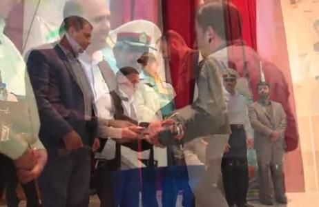کلیپ/نخستین همایش تجلیل از شهروندان قانون مند شهرستان مبارکه