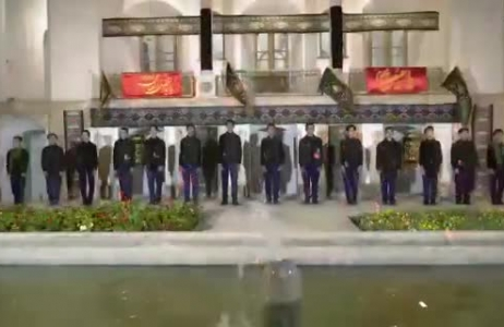 ببینید/ نماهنگ ظهر عطش بمناسبت شهادت حضرت علی اصغر علیه السلام و روز جهانی شیرخوارگان حسینی