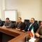 جلسه مشترک شهرداران شهرستان های مبارکه و لنجان با معاون مالیات بر ارزش افزوده سازمان امورمالیاتی کشور
