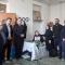 دیدار شهردار و رئیس شورای اسلامی شهر مبارکه با خانواده معظم شهید خداداد دهقانی