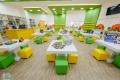 رستوران بازی فکری و کتاب خوشه فرهنگسرای غدیر